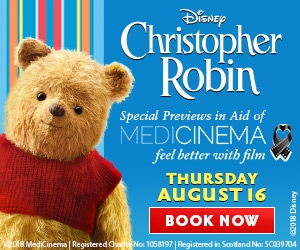 DISNEY'S CHRISTOPHER ROBIN SPECIAL PREVIEW SCREENING